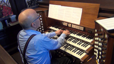 """SOP Podcast #122: Thomas Åberg On His Own Organ Works: """"Feel Free, Have Fun""""!"""