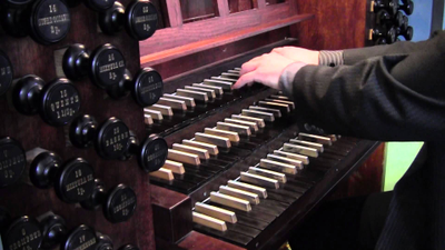 Tremor (Organ Improvisation)