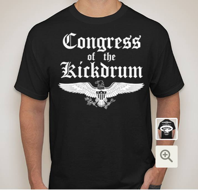 Congress of the Kick Drum by Deadly Buda featuring Gabber Cowboy and Mindcontroller