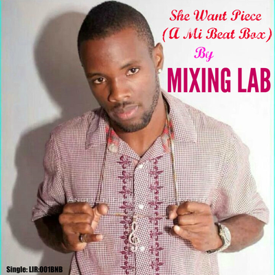 She want Piece (A Mi Beat Box) by Mixing Lab  (Single)