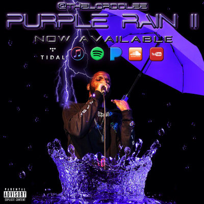 D.Lee - Purple Rain II