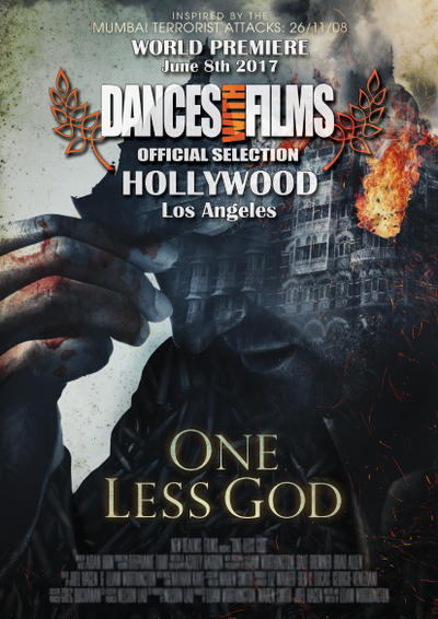 Music for the 2nd teaser trailer of Original Motion Picture, One Less God. Title: One More God