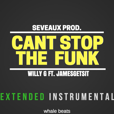 Cant Stop The Funk - Extended Mix