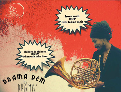 Drama - Drama Dem | Official Audio |