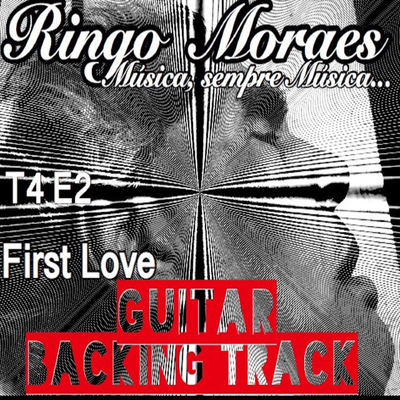 First Love - Guitar Backing Track