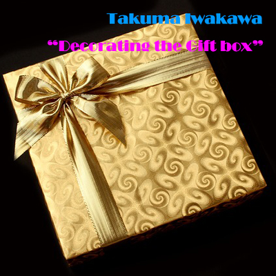 Decorating the Gift box
