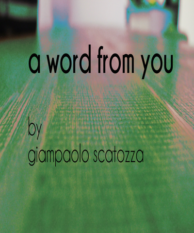 A word from you