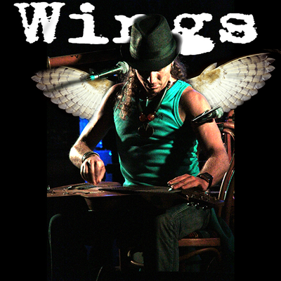 Wings - A positive bluesy tune about finding the thing that gives you wings to fly high in life