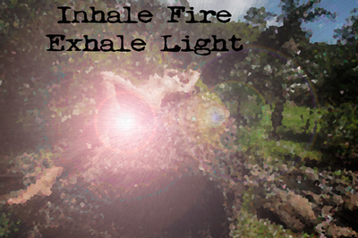 Inhale Fire Exhale Light - Nathan Kaye (Noisefloor)