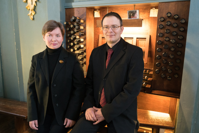 AVA161: How To Build A Principal Chorus On The Organ At Vilnius University St John's Church?
