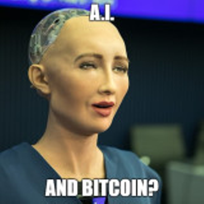 Episode 6 - Artificial Intelligence and Bitcoin