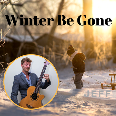 Winter Be Gone. Solo Guitar