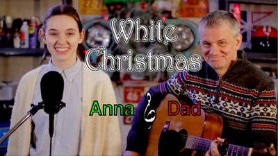White Christmas - Anna and Bucky (Dad)