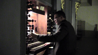 The Annunciation (Organ Improvisation)