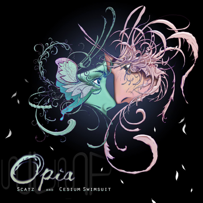 Opia--Cesium Swimsuit and Scatz