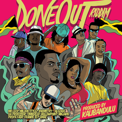 Mr. Lexx - Done Out