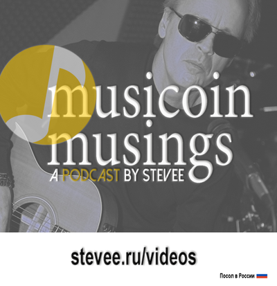 Musicoin Musings#2 | Podcast by STEVEE
