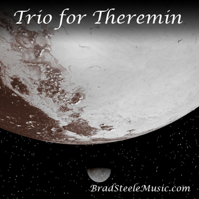 Trio for Theremin