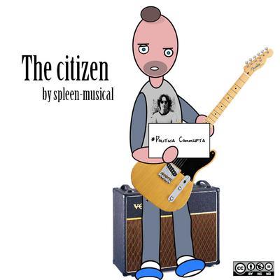 The citizen - Politica corrupta
