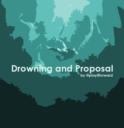 Drowning and Proposal - Original Cue for Short Film by @playitforward