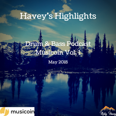 Havey's Highlights - Musicoin Vol 1 - Liquid Drum & Bass Podcast