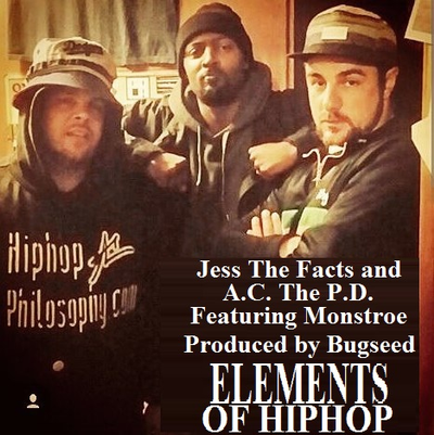 The Elements featuring Bugseed, Jess The Facts and Monstroe