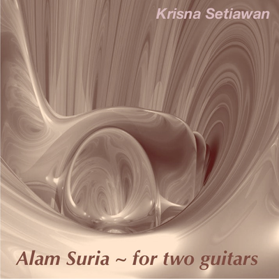 Alam Suria ~ for two guitars