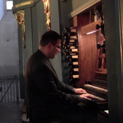 A Blessing (Organ Improvisation)