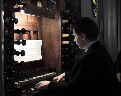 Prelude And Fugue In Eb Major, BWV 552 by J.S. Bach For Organ