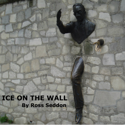 Ice on the Wall