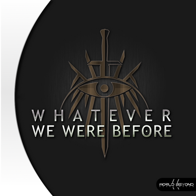 Whatever We Were Before (feat. Nicholas Standing)