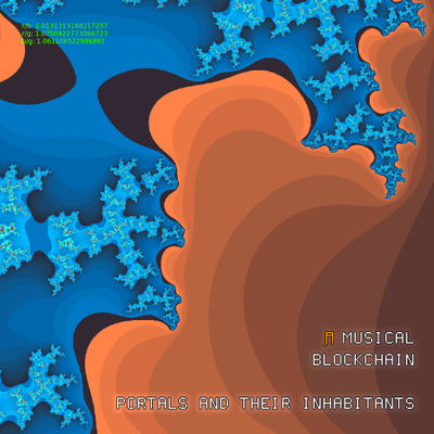"""Loud Score - machine composed #AI #track from #generative #art #newalbum """"Portals and their Inhabitants"""" by """"Musical Blockchain"""" - world's first #creative approach to #blockchain"""