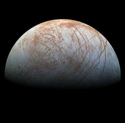 Europa - 2nd Movement - Departing for Ganymede