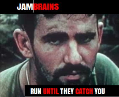 Run Until They Catch You