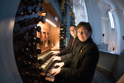 AVA162: What Is Our Recital Preparation Process For An Unfamiliar Organ?