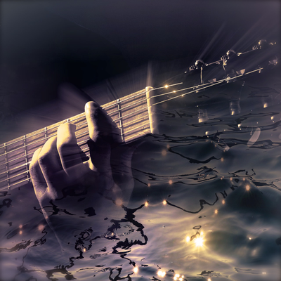 Soft Guitars Background