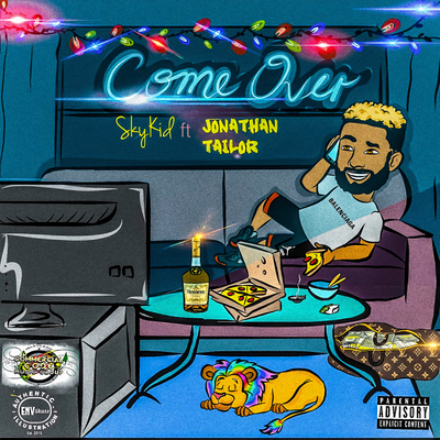 Come Over (1 More Time) by Sky Kid Ft.  Jonathan Tailor (Single)