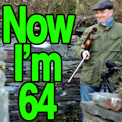 Now I'm 64
