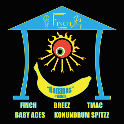 Bananas #710Mix (Finch, Breez, Tmac, Baby Aces, Konundrum Spitz)