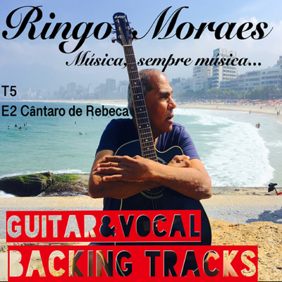 Cântaro de Rebeca Guitar & Vocal Backing Tracks
