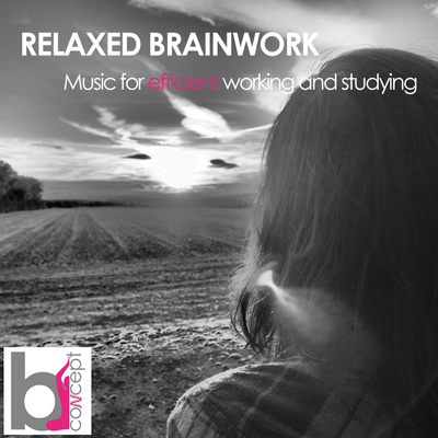 Relaxed Brainwork - Music for efficient working and studying SUB (with Binaural Beats 14Hz)