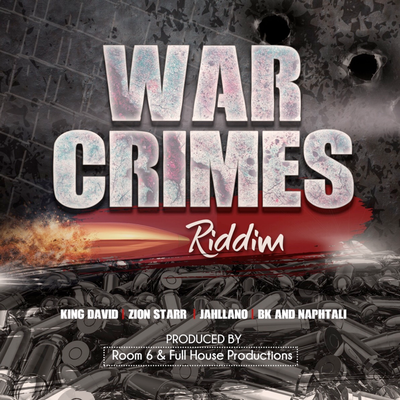 Jahllano - Action | War Crimes Riddim