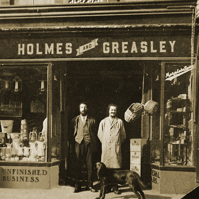 Holmes and Greasley - All of Us