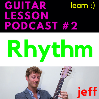 Guitar Lessons With Jeff.