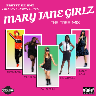 Mary Jane Girlz (the tree-mix)