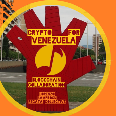 CryPtO for Venezuela - with Samprock