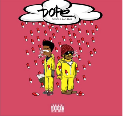 tong8 feat. colorboy - dope
